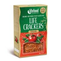 Bio Life Crackers Italienisch von Lifefood