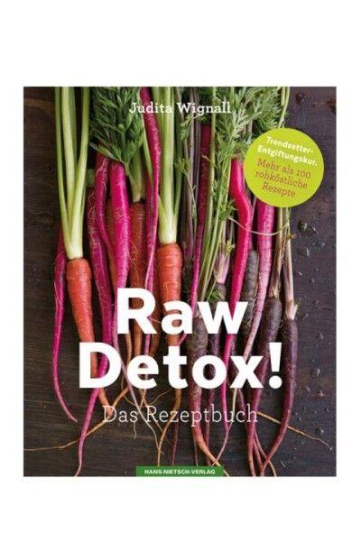 Raw Detox - Judita Wignall