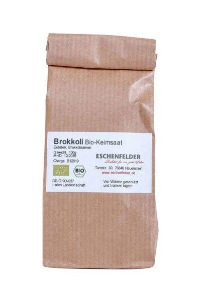 Bio Keimsaat - Brokkoli von Eschenfelder