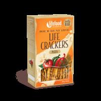 Life Crackers - Pizza - Bio und Rohkostqualität