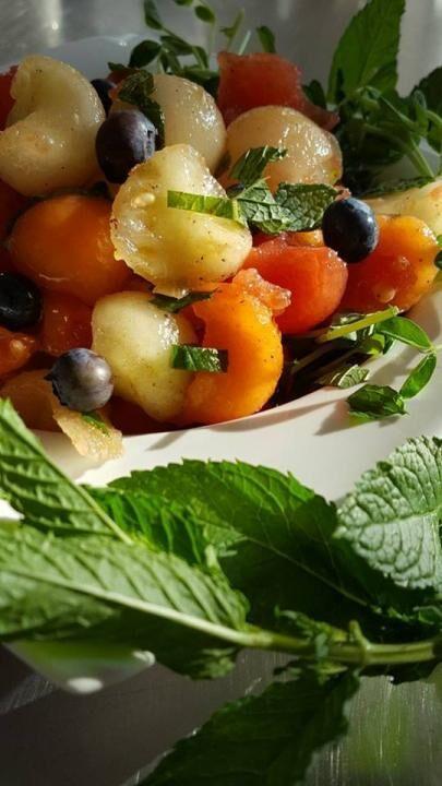 Rezept: Melonenmurmelsalat