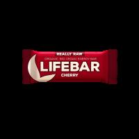 Lifebar - Kirsche - Bio und Rohkostriegel