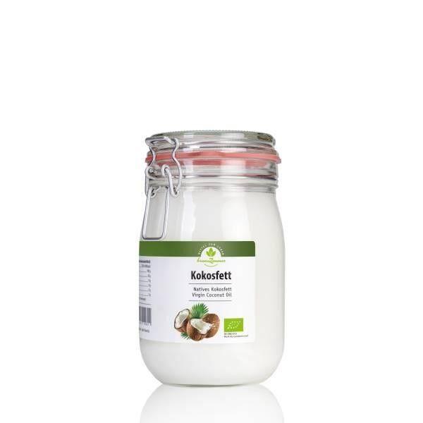 Kokosfett Virgin Coconut Oil - Bruno Zimmer
