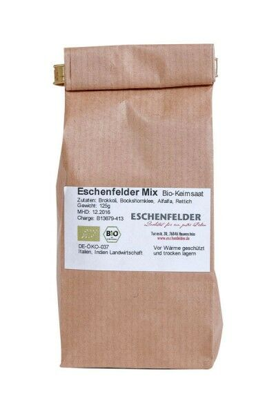 Bio Keimsaat von Eschenfelder - Eschenfelder Mix