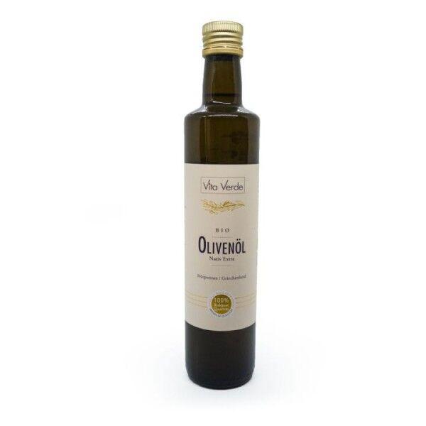 Bio Olivenöl - Nativ Extra - Vita Verde