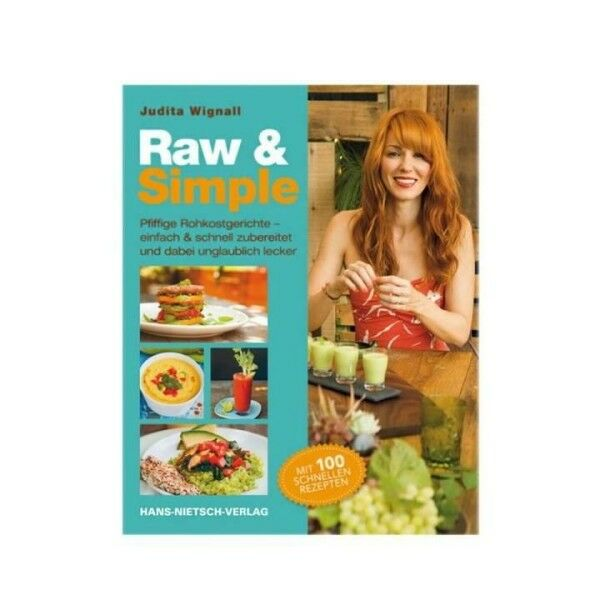 Raw & Simple - Judita Wignall