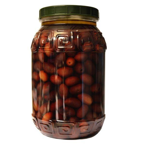 Bio Kalamata Oliven mit Kern im Fässchen