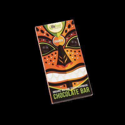 Lifefood Schokolade - Orange - Bio und Rohkostqualität