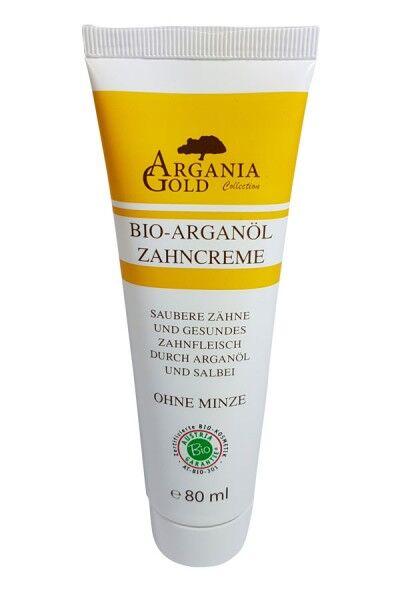 Arganöl Zahncreme - Argania Gold