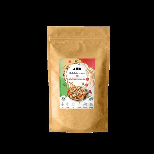 AHO Urdinkelsprossen Pasta - Bio und Roh