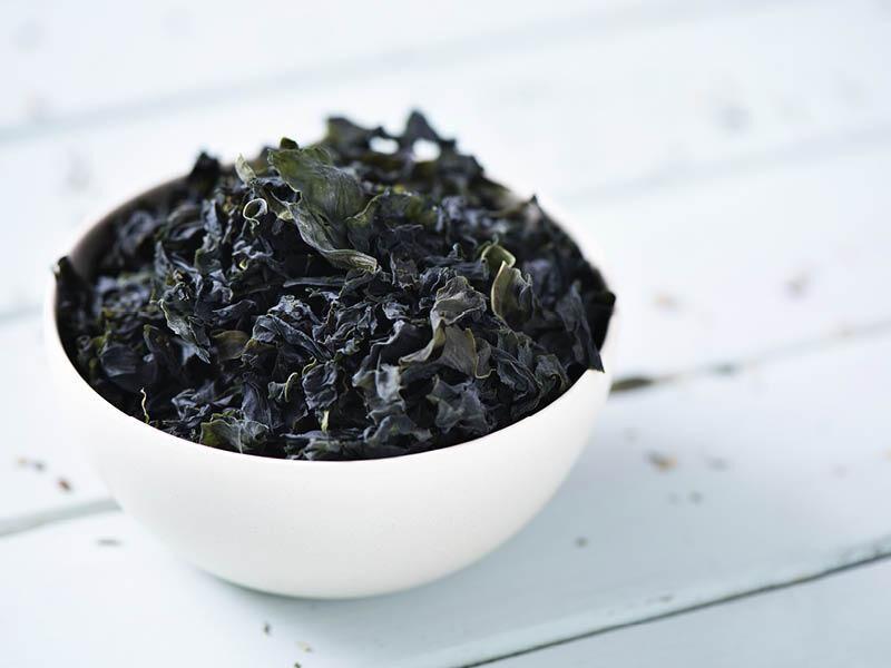 Wakame Alge - Verwendung, Inhaltsstoffe und Nährwerte