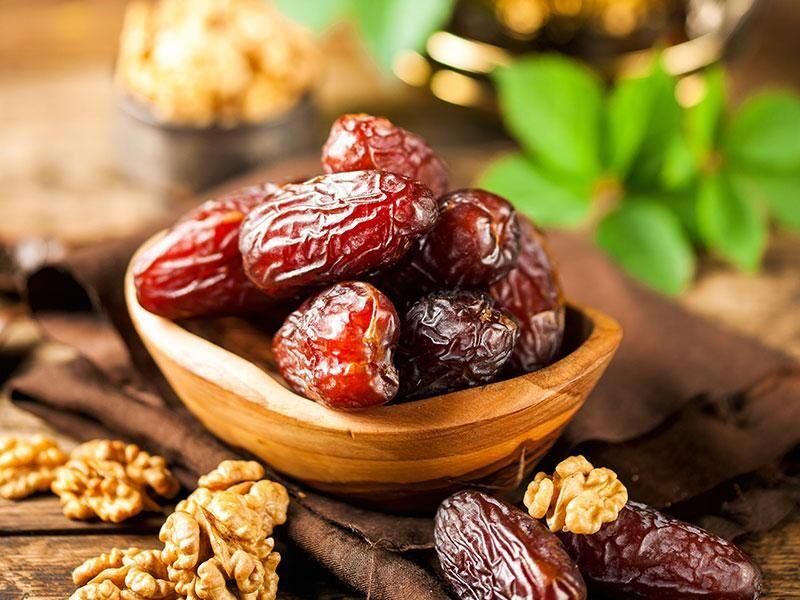 Medjool Datteln - natürliches Süßungsmittel und Powersnack