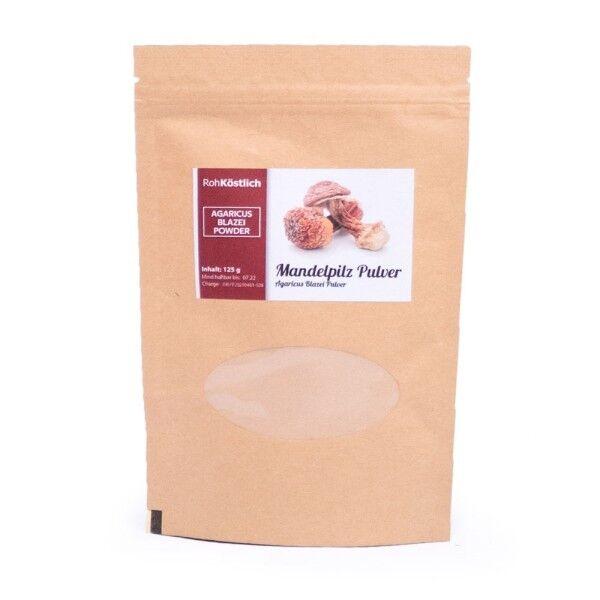 Mandelpilz Pulver - Agaricus Blazei Pulver