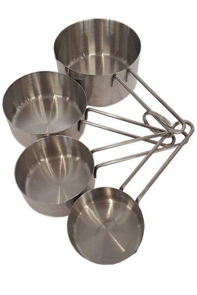 Cup Messbecher 4-teilig