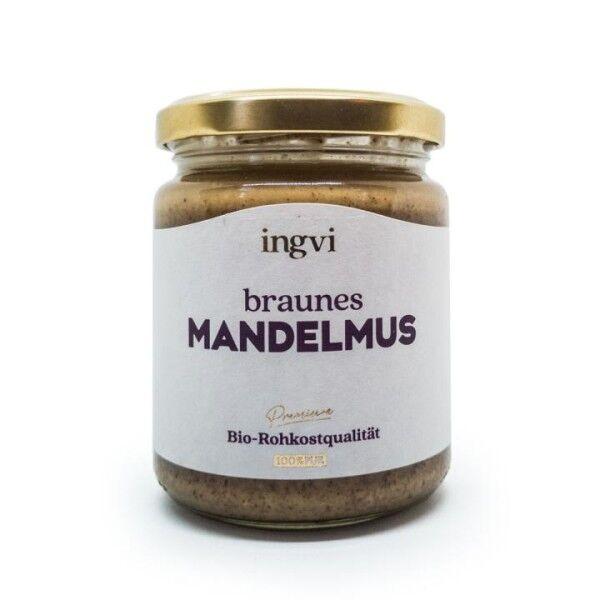Bio Mandelmus braun - Ingvi