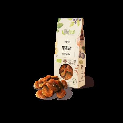 Getrocknete Aprikosen- Bio und Rohkost - Lifefood