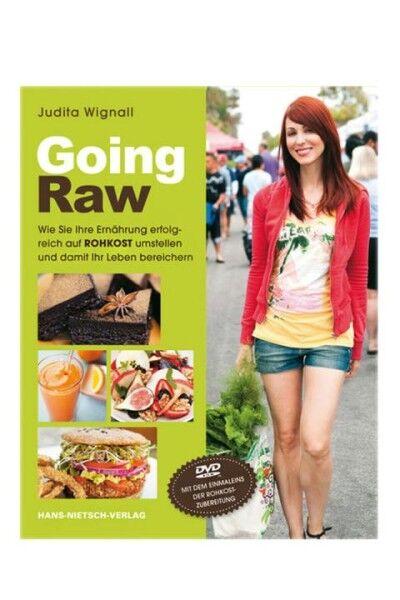 Going Raw - Judita Wignall