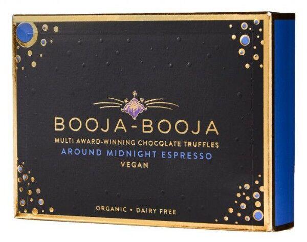 Booja-Booja Around Midnight Espresso Trüffel - Vegan