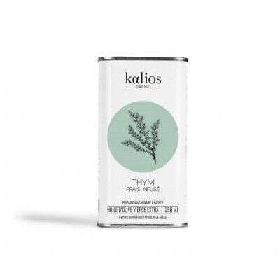 Infundiertes Olivenöl - Thymian - kalios