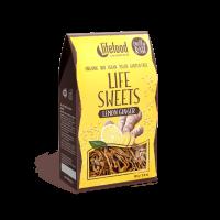 Life Sweets - Feinschmecker Röllchen Ingwer-Zitrone - Bio und Rohkostqualität