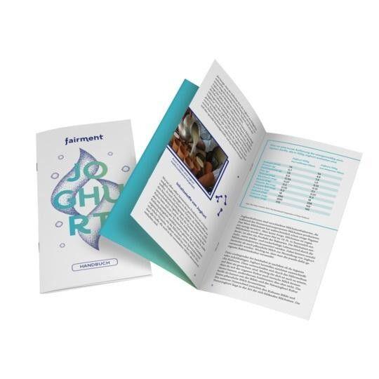Joghurt Handbuch - Lerne alles über (veganen) Joghurt - Fairment