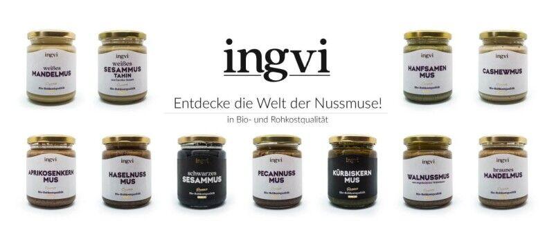 Ingvi Nussmusvielfalt probieren